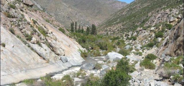 Chile – Comunidad de El Durazno denuncia hostigamiento estatal por construcción de tranque