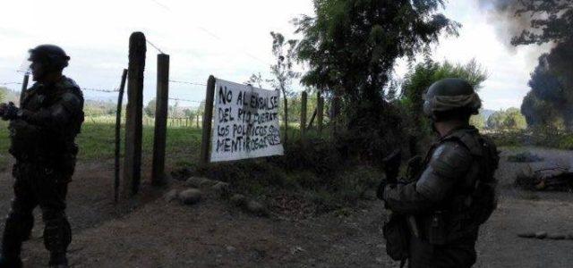 """Chile / Wallmapu – Lof Mapu Lautaro-Vilcun: """"Ejerceremos nuestra legítima defensa a favor de nuestra gente, nuestro territorio y nuestro Río"""""""
