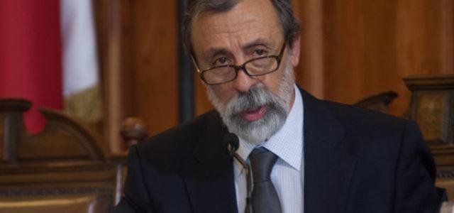 Chile – Intervención de Luis Mesina en Foro en Mutual de Trabajadores del Transporte