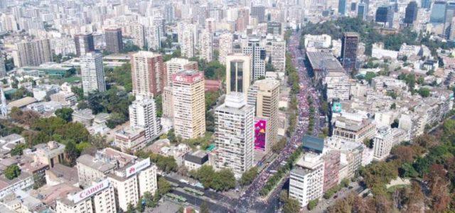 Chile – Marcha recorre el país exigiendo el fin a las AFPs