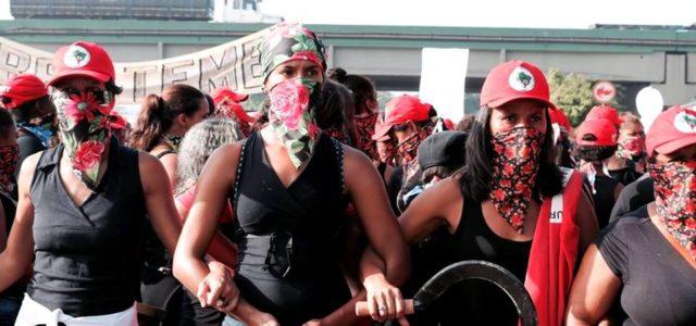 Brasil –Mujeres Sin Tierra denuncian al gobierno Temer
