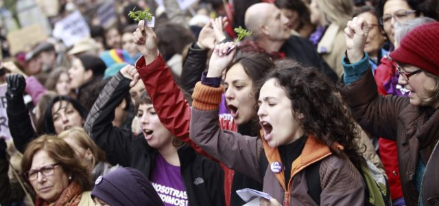 Alto a los Feminicidios ¡Vivas nos queremos!