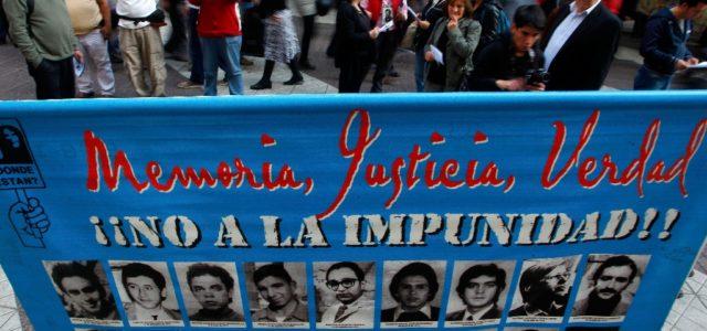 Chile – SOBRE LA LIBERTAD PARA LOS CRIMINALES  DE LA DICTADURA QUE SE ENCUENTRAN  CONDENADOS Y ENCARCELADOS