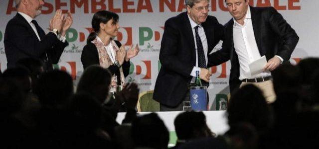 Italia –Crisis y escisión del Partido Democrático (PD): orígenes y consecuencias…