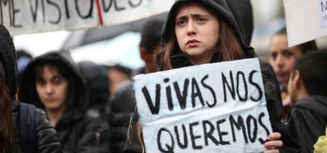 El movimiento feminista prepara una huelga internacional de mujeres para el 8 de marzo