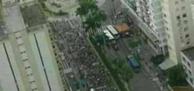 Brasil – 15 Marzo: huelgas y movilizaciones masivas en defensa de la Seguridad Social