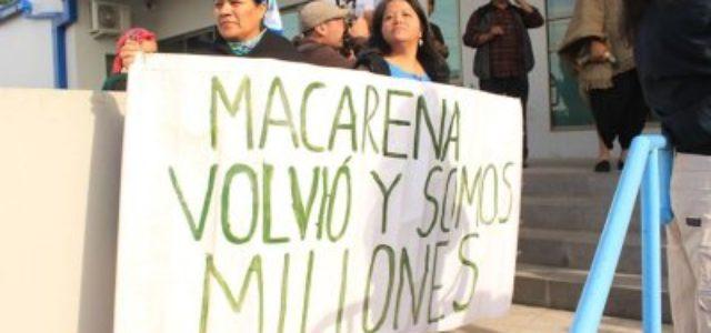Chile / Wallmapu – Declaración de la familia Collio–Valdés y organizaciones sobre continuidad investigación muerte Macarena Valdés