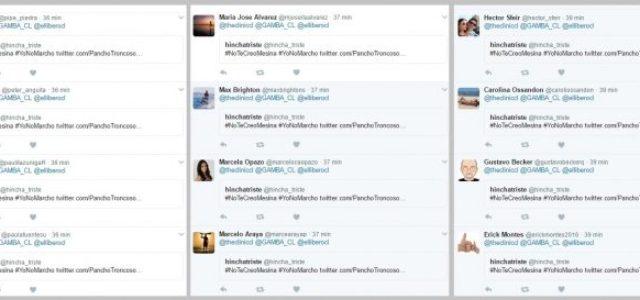 Chile – Batalla en las redes: Cientos de cuentas bot aparecen para defender a las AFP en twitter