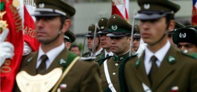 Chile – Escandalo en carabineros por millonario desfalco y caso de corrupcion deja hasta ahora 9 oficiales llamados a retiro