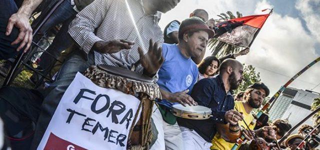 Restauración neoliberal en Argentina y Brasil