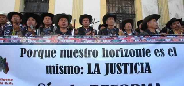 """GUATEMALA.- La """"Jurisdicción Indígena"""" será realidad únicamente con la convocatoria a una Asamblea Nacional Constituyente!!"""
