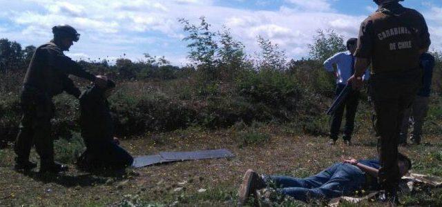 Chile – Caso de joven mapuche baleado por Carabineros en Collipulli: evidencias apuntan a que fué intento de homicidio