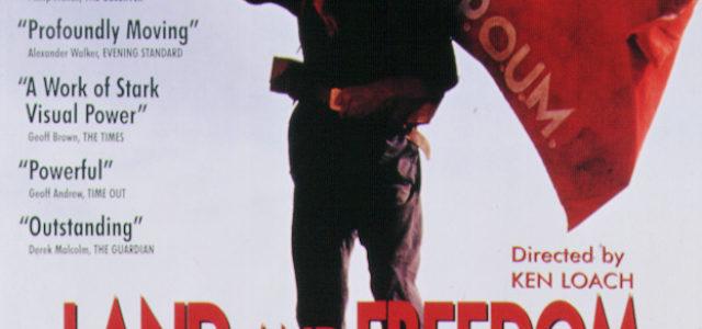 Cine – Tierra y libertad:   Ver la película