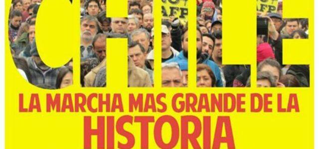 Chile – Todos marchamos el Domingo 26 de marzo   NO + AFP