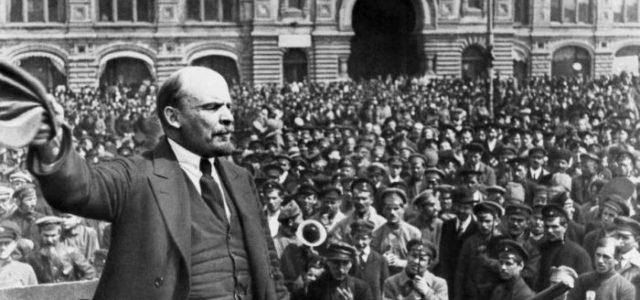 Revolución Rusa  – Los bolcheviques toman el poder