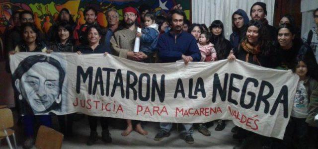 Chile / Wallmapu – Mataron a la Negra! La impunidad acecha en el caso de Macarena Valdés