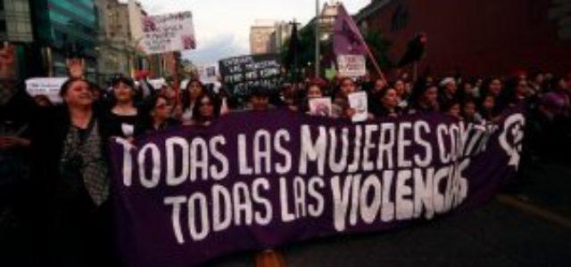 Chile – 8 de Marzo: ¡Ni una Menos y Contra la violencia Machista y Empresarial