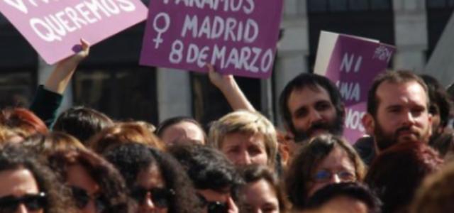 08 de marzo de 2017: Una protesta sin fronteras