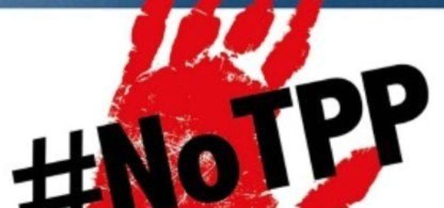 Gobierno reprime con violencia marcha de Chile Mejor sin TPP