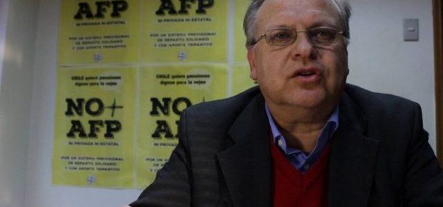 Chile – NO + AFP en TVN 24 hrs el 27 de marzo 2017