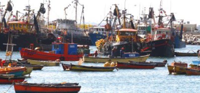Pescadores buscan que Justicia expulse a flota industrial de las 5 millas de reserva artesanal