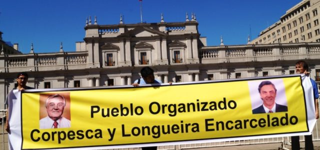 Chile – Coordinadora por la Defensa del Mar exigió a La Moneda anular Ley Longueira que privatizó los peces