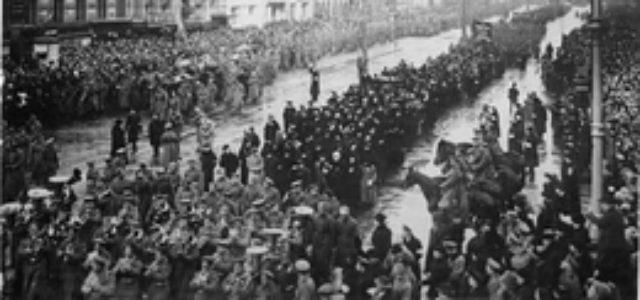 La Historia de la Revolución de Febrero