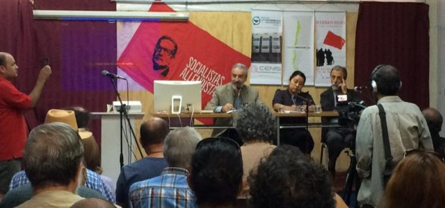 Chile – Santiago: Se celebró seminario: Para salir del capitalismo extremo hacia la justicia social