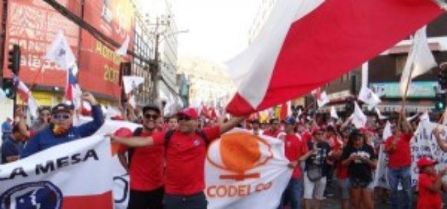 """Chile – En Antofagasta se realiza """"Cumbre Sindical"""" de la minería nacional"""