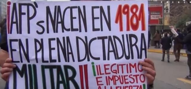 Chile – La previsión solidaria