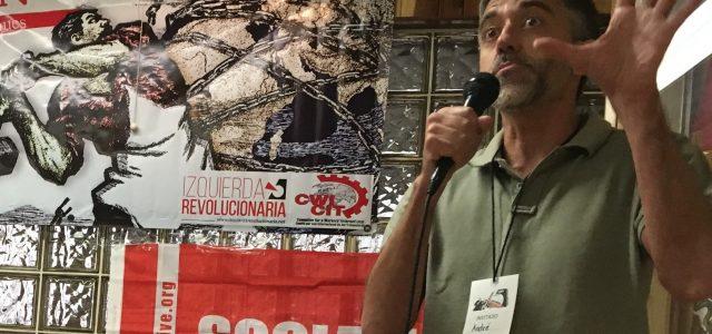 La Crisis en Brasil: Entrevista a André Ferrari (Liberdade Socialismo e Revolução/CIT en Brasil)