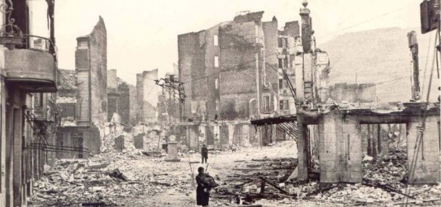 Estado Español: Historia/Gernika –80 aniversario del bombardeo de Gernika