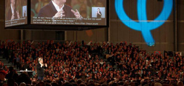 Francia – Para librarnos de Le Pen, Fillon y Macron… el 23 de abril votamos a Mélenchon