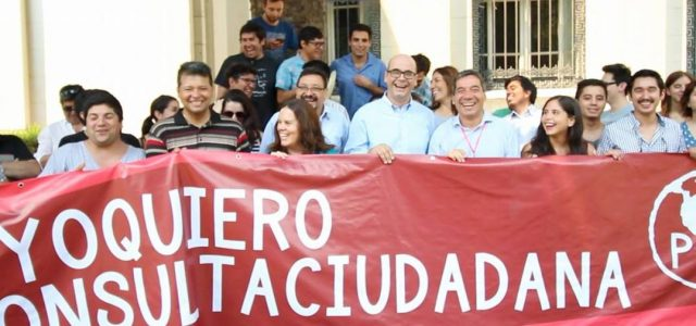 Chile – La Izquierda Socialista del PS llama al pueblo socialista y a la militancia a rebelarse contra la decisión de bajar la consulta ciudadana