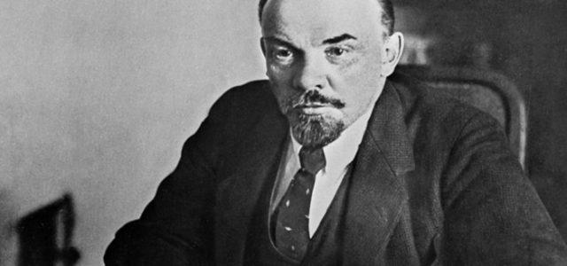 Las Tesis de Abril  de Lenin
