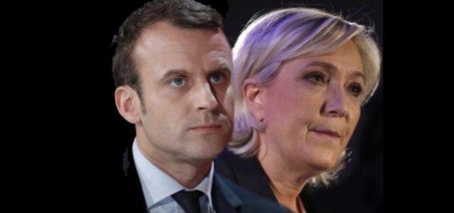 Francia: Macron y Le Pen pasan a segunda vuelta