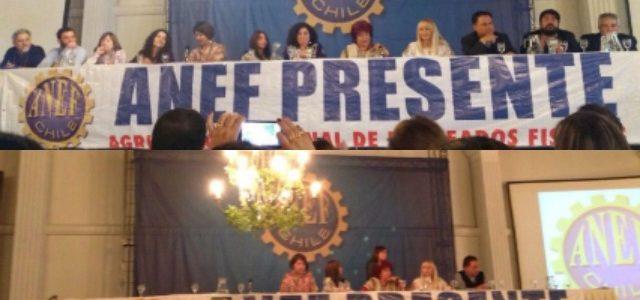 Chile – Definición sobre participación en la CUT hace crujir la ANEF