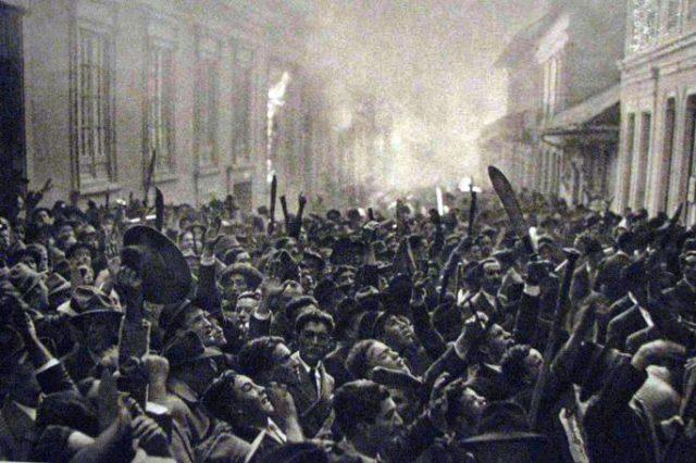 Resultado de imagen para 9 de abril de 1948 bogotazo