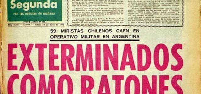 Chile – Muere Agustín Edwards, el dueño de El Mercurio que escudó la dictadura