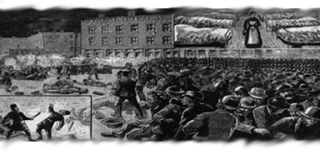 ¿Porqué se conmemora el 1° de mayo?  –   Los Mártires de Chicago