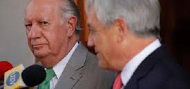 Chile – Nada salvó la candidatura de Ricardo Lagos.