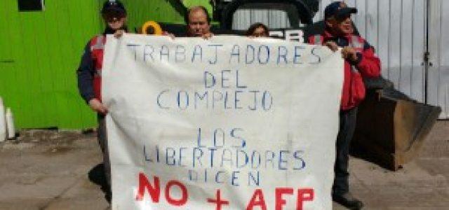 Chile – 200 trabajadores fueron despedidos del Complejo Los Libertadores