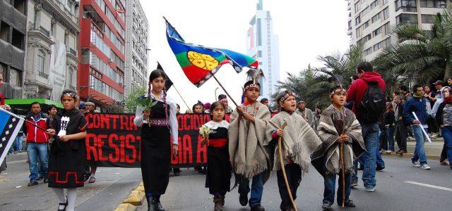 El Estado chileno ylos derechos del pueblo-nación mapuche.