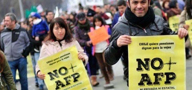 Chile – La nueva campaña calumniosa contra el movimiento NO + AFP