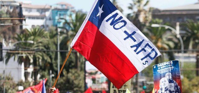 """Chile – """"No + AFP"""": El único sistema que puede duplicar las pensiones es el de reparto"""