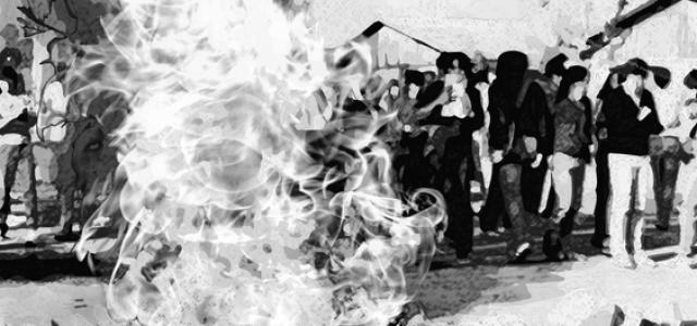 Chile 1983: Una historia del 1 de mayo