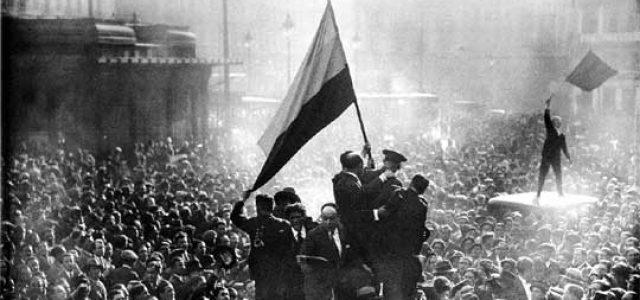España – 86 años del 14 de abril. Revolución social y Segunda República
