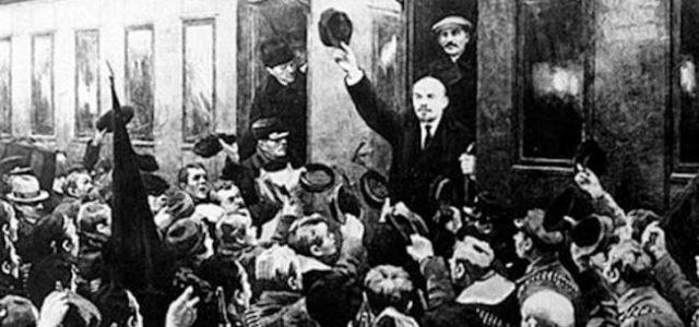 Revolución Rusa: Abril de 1917 – Lenin regresa del exilio