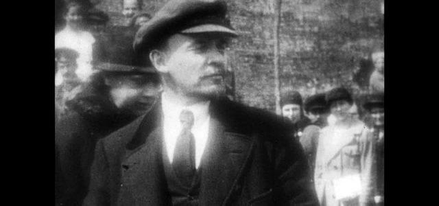 Revolución Rusa –Lenin: un retrato