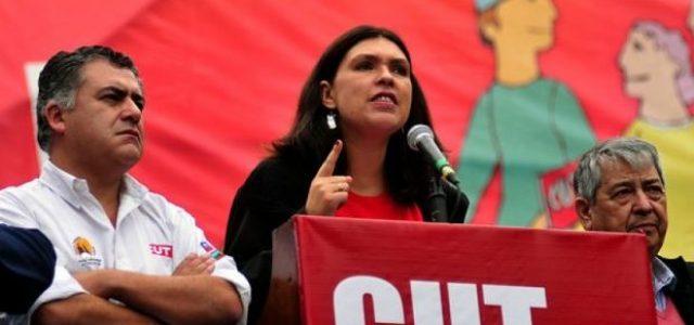 Chile – Gremios disidentes de la CUT piden la renuncia de la dirigencia